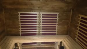 Sauna cu infrarosu la Montana Resort - Colibita